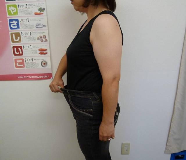 40才◇自分の体が大嫌い◇健康のためにも痩せたい
